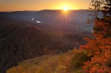 Cumberland Gap photograph showcased in a forth-coming 2012 calendar.