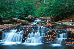 Colorful Cascades