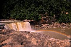 Cumberland Falls and Rainbow