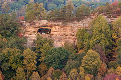 Auxier Ridge, auxier ridge trail, Double Arch, Daniel Boone National Forest, Red River Gorge, scenic, jeremy brasher, je