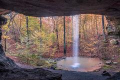 Caldwell Autumn Falls