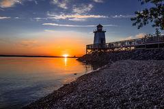 Lighthouse Evening