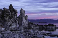 Sunrise and South Tufa