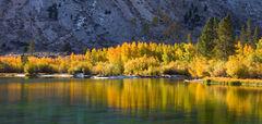 Golden Autumn Reflections