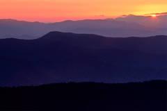 Sunburst At Dawn