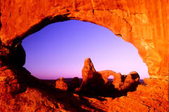 Arches National Park, Utah, Turret Arch, Noerth Window, The Windows, Utah scenic, Jeremy Brasher, Jeremy Brasher Photogr