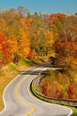 Smoky Mountain Autumnways