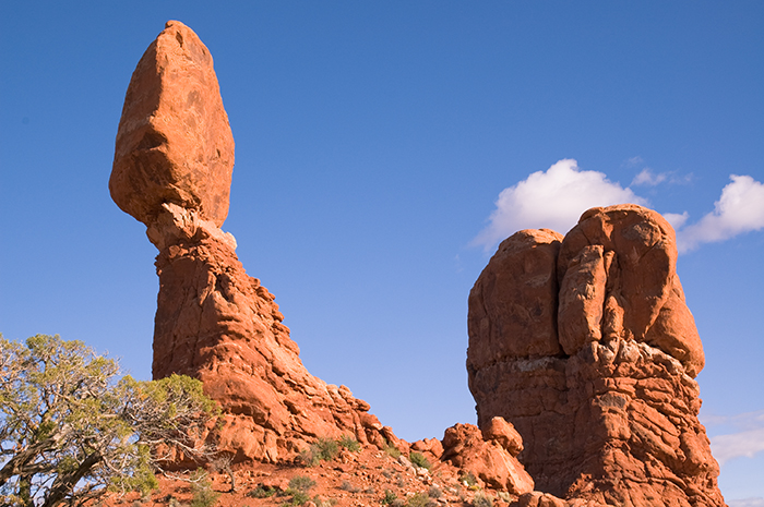 Balanced Rock, Utah, Arches National Park, Jeremy Brasher, Jeremy Brasher Photography, photo