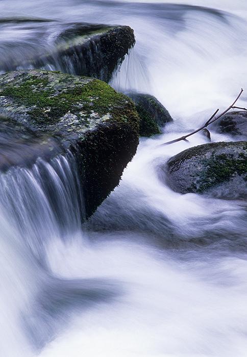 rapids, streams, moss, smokies, Great Smoky Mountains National Park, Jeremy Brasher, jeremybrasher.com , photo