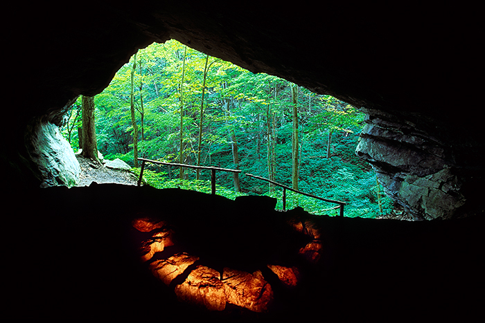skylight cave, Cumberland Gap, , photo