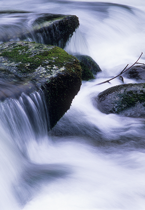rapids, streams, moss, smokies, Great Smoky Mountains National Park, Jeremy Brasher, jeremybrasher.com , photo