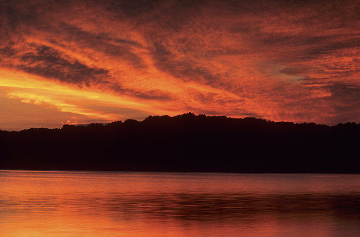 Jeremy Brasher, jeremybrasher.com, sunrise scenic, Honker Lake,Land Between the Lakes National Recreation Area, Kentucky, photo
